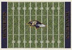 "Milliken NFL Home Field Area Rug 3'10"" x 5'4"""