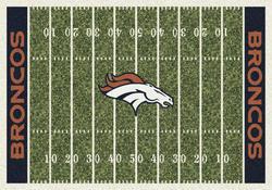 "Milliken NFL Home Field Area Rug 10'9"" x 13'2"""