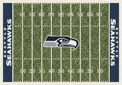 "Milliken NFL Home Field Area Rug 7'8"" x 10'9"""