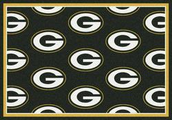"""Milliken NFL Logo Repeat Area Rug 5'4"""" x 7'8"""""""