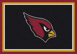 "Milliken NFL Team Spirit Logo Area Rug 3'10"" x 5'4"""
