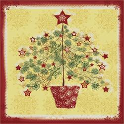 "Milliken Holiday Area Rug 5'4"" x 5'4"""