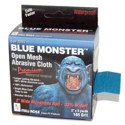 """2"""" x 15' Blue Monster Mesh"""
