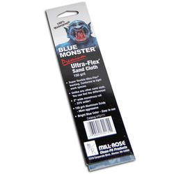 "2"" x 8"" Blue Monster Emery Cloth"