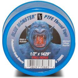 "1/2"" x 1429"" Blue PTFE Tape"