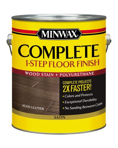Minwax Complete 1-Step Floor Finish At Menards®