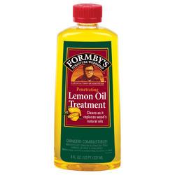 Formby's Lemon Oil Wood Treatment - 8 oz