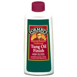 Formby's Traditional High-Gloss Tung Oil Finish - 16 oz