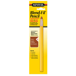 Minwax Blend-Fil #6 Color-Matched Wood Repair Pencil