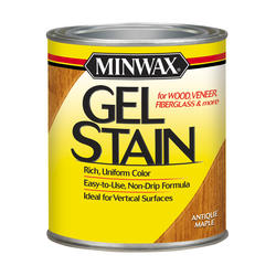 Minwax Antique Maple Gel Stain - 1/2 pt