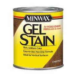 Minwax Chestnut Gel Stain - 1/2 pt