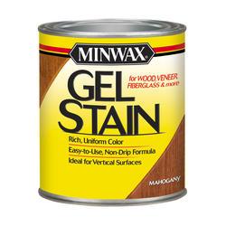 Minwax Mahogany Gel Stain - 1/2 pt