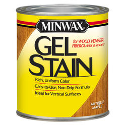 Minwax Antique Maple Gel Stain - 1 qt