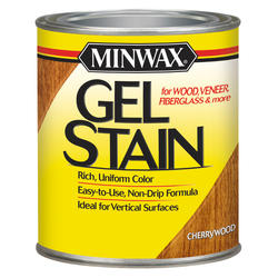 Minwax Cherry Wood Gel Stain - 1 qt