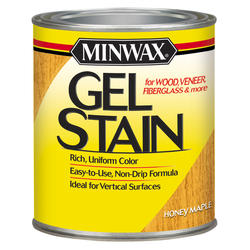Minwax Honey Maple Gel Stain - 1 qt