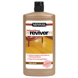 Minwax High Gloss Hardwood Floor Reviver - 1 qt