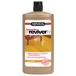 Minwax Low Gloss Hardwood Floor Reviver - 1 qt