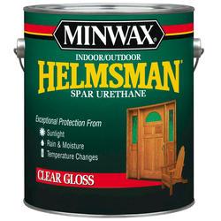 Minwax Helmsman Clear Gloss Spar Urethane - 1 gal.
