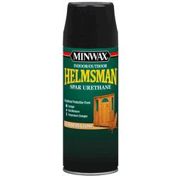 Minwax Helmsman Clear Semi-Gloss Spar Urethane Aerosol