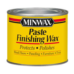 Minwax Paste Finishing Wax- Natural - 1 lb