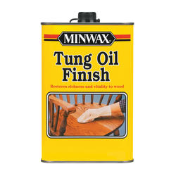 Minwax Tung Oil Finish - 1 pt