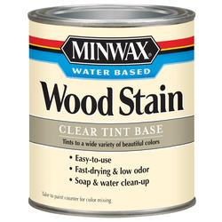 Minwax Clear Tint Base Wood Stain - 1 qt