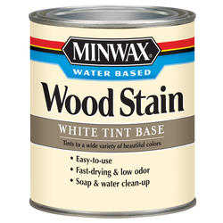 Minwax White Tint Base Wood Stain - 1 qt
