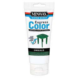 Minwax Express Color Emerald Wiping Stain & Finish - 6 oz