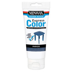 Minwax Express Color Indigo Wiping Stain & Finish - 6 oz