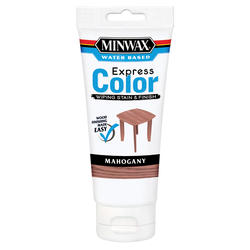 Minwax Express Color Mahogany Wiping Stain & Finish - 6 oz