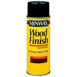 Minwax Dark Walnut Wood Finish Aerosol