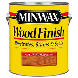 Minwax Colonial Maple Wood Finish - 1 gal.