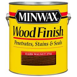 Minwax Dark Walnut Wood Finish - 1 gal.