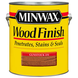 Minwax Gunstock Wood Finish - 1 gal.