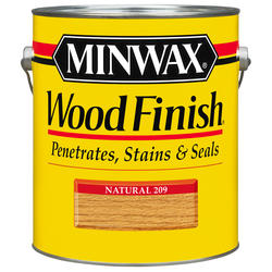 Minwax Natural Wood Finish - 1 gal.