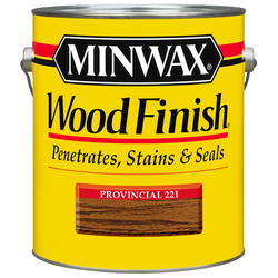 Minwax Provincial Wood Finish - 1 gal.