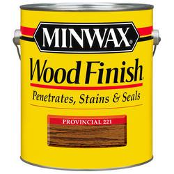 Minwax Provincial Wood Finish - 1 gal.