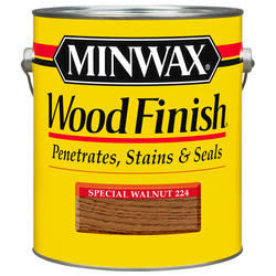 Minwax Special Walnut Wood Finish - 1 gal.