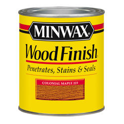 Minwax Colonial Maple Wood Finish - 1/2 pt