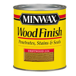 Minwax Driftwood Wood Finish - 1/2 pt
