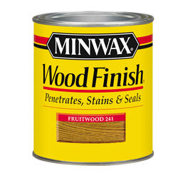 Minwax Fruitwood Wood Finish - 1/2 pt