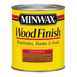 Minwax Gunstock Wood Finish - 1/2 pt