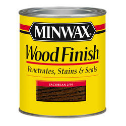 Minwax Jacobean Wood Finish - 1/2 pt
