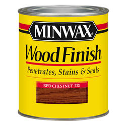 Minwax Red Chestnut Wood Finish - 1/2 pt
