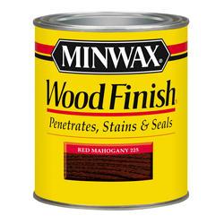 Minwax Red Mahogany Wood Finish - 1/2 pt
