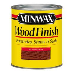 Minwax Sedona Red Wood Finish - 1/2 pt