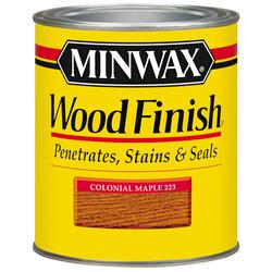 Minwax Colonial Maple Wood Finish - 1 qt
