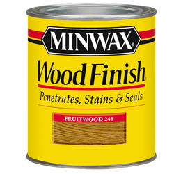Minwax Fruitwood Wood Finish - 1 qt