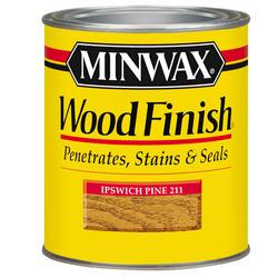Minwax Ipswich Pine Wood Finish - 1 qt