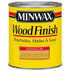 Minwax Natural Wood Finish - 1 qt